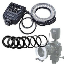 Mcoplus FC-100S 32 LEDs Macro Ring Flash Light for Sony Camera A200 A290 A300 A350 A390 A450 A500 A550 A560 A580 A700 A850 A900