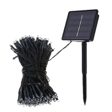 21M 200 LEDs Solar Fairy String Solar Powered Holiday Lights 8 Lighting Modes Waterproof For Christmas Garden Outdoor Decor