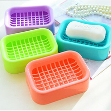 Great Useful Bathroom Travel Carry Case Explosion Models Soap Dispenser Dish Case Holder Container Box