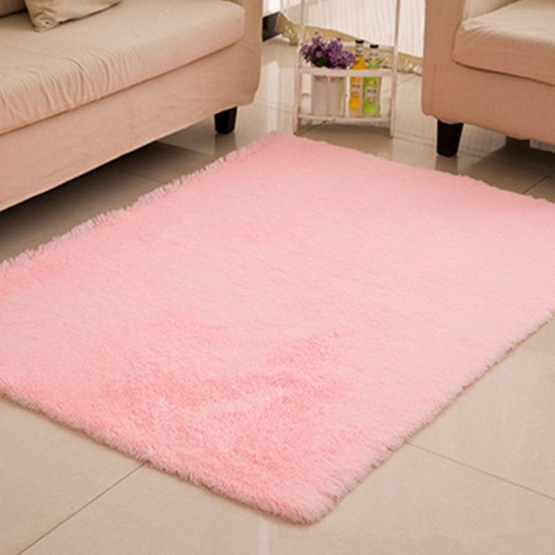 1PC Carpets Living Room Rug Anti-skid Carpet Floor Bedroom Soft Mat ...