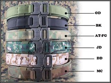 Buy Emersongear Hard 1.5 Inch Shooter Belt Hunting Military Airsoft Camouflage Men Belt Airsoft ATFG Highlander AOR for $22.72 in AliExpress store