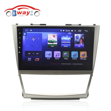 Toyota Camry 2006 2007 2008 2009 2010 2011 Quadcore Android 6.0 car dvd with GPS,1 G RAM,16G iNand,steering wheel(China)