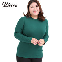 2caa806981 New Winter Thermal Underwear Women Repair Low Collar Single Sleeved Top Women  For Winter Clothes Hot
