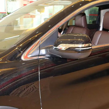 China Manufacture ABS Chrome Door Mirror Moulding Cover For Honda For CRV 2015 Car Accessories