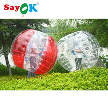 Free shipping 1.5mm dia adult TPU red inflatable bubble soccer,human bumper ball game,outdoor football inflatable body zorb ball