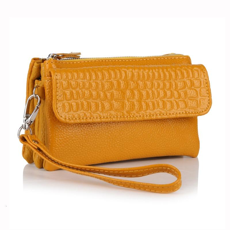 Wholesale 2016 Top Quality women genuine leather wristlet evening clutch female purse messenger bags handbag,YB-DM608<br><br>Aliexpress