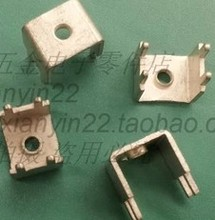 50pcs/ lot Free shipping PCB-7 (M3) flapper solder terminals PCB copper terminal legs tinned copper connector terminals