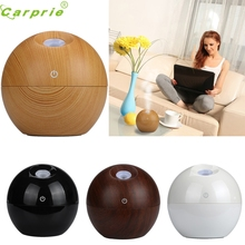 Newest Design LED Touch Aroma Ultrasonic Humidifier USB Essential Oil Diffuser Air Purifier NOV4