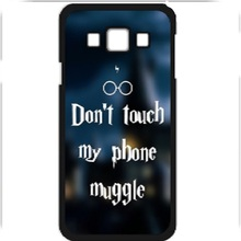 Harry Potter Wizards Cover Case for Samsung A3 A5 A7 J1 J5 J7 2016 Prime Core Prime Grand Prime Grand Neo Alpha Note 2 3 4 5