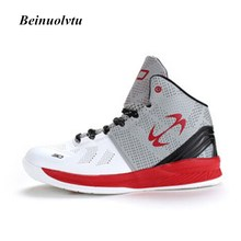Spring autumn Breathable sneakers basketball shoes high-top sneakers sports shoes basketball sneakers for men