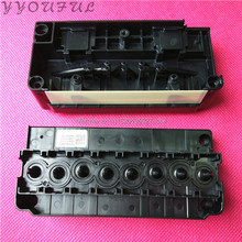 Brand New DX5 Water Based Print Head Cover for Epson 4880 7800 7880 Mutoh Allwin Human adapter / manifold 1pc retail
