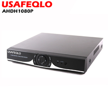 16CH 2MP AHD DVR Recorder IP support 3MP & 4MP and 5MP Hybrid DVR 5in1 (AHD/IP/ANALOG/TVI/CVI) support 1 Hard Disk 6TB 16CH AHDH(China)