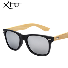 Bamboo Temple Sunglasses Men Women Sun glasses Wooden Brand Designer Retro Vintage Wood Sunglasses Top Quality 12Color UV400
