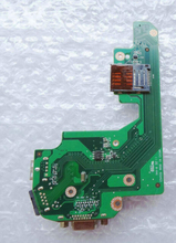 For DELL Latitude E5420 USB VGA board / USB Network Interface Board Original 63N3K 063N3K (USED)