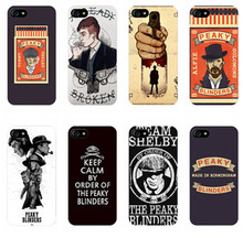 Peaky Blinders TV series Case For iphone 5s 5 SE 6 6s 6plus 7 7plus Case Soft TPU Phone Cases Cover(China)
