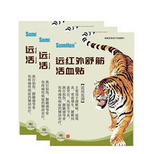 160Pcs/20Bags Sumifun Neck Massagers Pain Relief Tiger Paste Medical Pain Patch Ointment Joints Antistress Relaxation D0594(China)