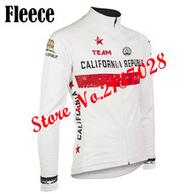 Arbitrary choice 2017cycling clothing cycling jersey Winter heat Fleece men long sleeve & new Stlye no Fleece cycling clothing(China)