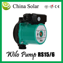 Water circulation pump RS15/6 220Volt 50 HZ, Solar water heater pump