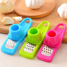Hot Multi Functional Ginger Garlic Grinding Grater Planer Slicer Mini Cutter Cooking Tool Kitchen Utensils Kitchen Accessories(China)