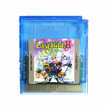 Nintendo Game Boy Color GBC Game Lost Bible 2 Video Game Cartridge Console Card English Language (China)