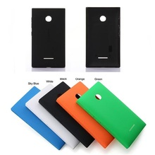 Best quality rear housing for Nokia lumia 435 back battery door cover cell phone Case for Microsoft lumia 532 +1x screen film