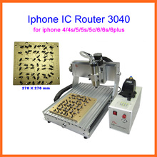 1500W CNC Milling Polishing Engraving Machine for Phone Main Board Repair LY IC grinder cnc router 3040 ic remover