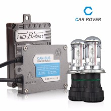 Car Rover HID Xenon Conversion Kit Canbus No Error Ballast H1 H3 H4-3 H7 H11 HB3 HB4 9005 9006 4300K 5000K 6000K Ship from EU(China)