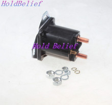 Relay Solenoid SBC-4201D 12V Fits Deutz Starter Prestolite For John Deere AR73144(China)