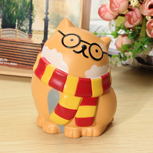 Chummy Pie Squeeze Chunky Cat Slow Rising Toys With Packaging Collection Gift Decor Toy Novelty Toys For Children(China)