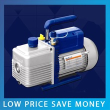 Hot Sale 7.2m3/H Small Portable Central Air Conditioning Rotary Blade 2 Litres Vacuum Pump