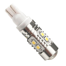 Super Bright White T10 W5W 50W 10 Smd DRL LED Bulb Car Auto Wedge Reverse Signal Light Lamp 194 168