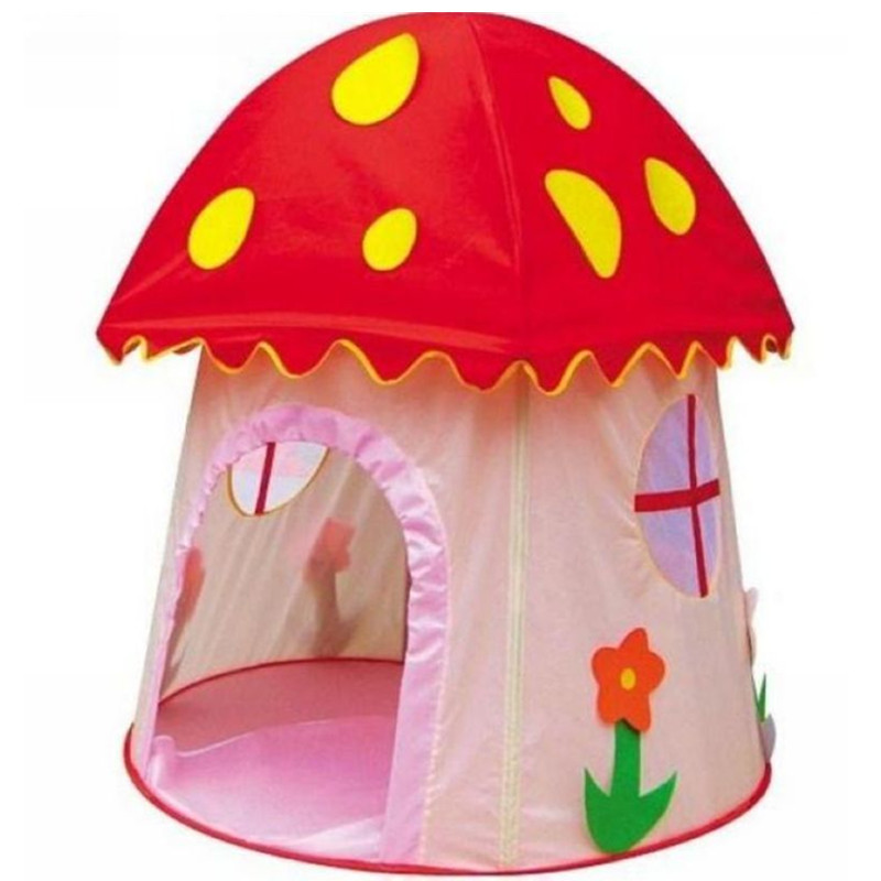Child great gift promotion child mushroom tent game house toy tent kids outdoor tent indoor play  sc 1 st  AliExpress.com & Online Buy Wholesale kids tent play house outdoor from China kids ...