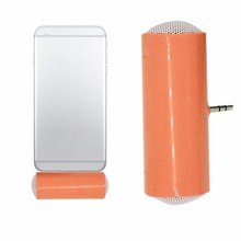 Cell Phone Mini Speaker 3.5mm Portable Speaker Stereo Music MP3 Player Amplifier Mobile Phone Tablet Speakers