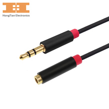 Audio Cable 3.5mm Jack Aux cable Male to Female Stereo Headphone Extension data for headphone Smartphones MP3/4