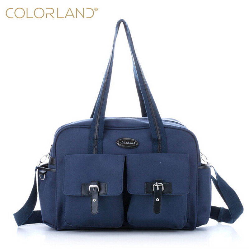 Colorland Mummy Backpack Baby Diaper Bags Nappy Changing Bags large capacity Multifunction Travel Mother Mummy bag<br>