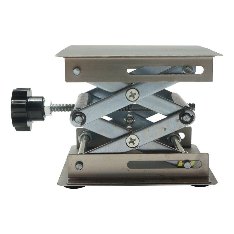 LY 100*100MM Lifting platform for desktop laser engraving machine <br>