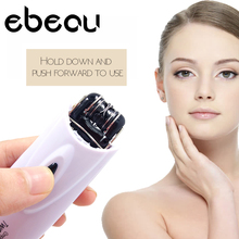 Professional Electric Tweeze Women Hair Removal Epilator Beauty Facial Automatic Trimmer Facial Body Hair Remover Epilator(China)