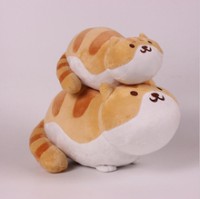SAN-X toys anime mobile game Neko Atsume Kutusita Nyanko Cat Backyard plush doll toys Kawaii mini Boots cat free shipping
