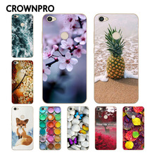 Buy CROWNPRO Soft TPU Xiaomi Redmi Note 5A Case Cover Xiaomi Redmi Note 5A Pro Case Painted Phone Back Case FOR Xiaomi Redmi Note 5A for $1.20 in AliExpress store
