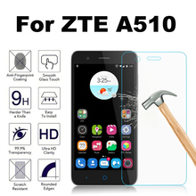 For ZTE Blade A510 Tempered Glass Cover For ZTE Blade A510 A 510 0.26 Premium Screen Protector Glass Anti-glare Guard Film Case