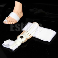 1 pc Foot Thumb Corrector Foot Pain Relief Hallux Valgus Of The Big Toe Bunion Corrector Splint Toe Straightener(China)