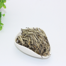 2017 Spring New 125g Organic AAAAA+ Silver Needle White Tea Bai hao Yinzhen Anti-old Tea Bai Hao Yin Zhen Chinese Tea Green Food(China)