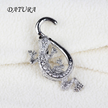 Europe and the United States jewelry fashion Lovely house lizard exaggerated jewelry Brooch Pins For Women