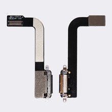 Top Quality Dock Connector  Replacement For iPad 3 & For iPad 4 Dock Charger Charging Port Flex Cable iPad 3