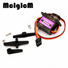 B0044 free shipping MG90S 9g Metal Gear Digital Micro Servo 9g RC servo motor for XPI HL Helicopter/Plane/Boat 450/Car/DIY Robot