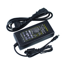 DC12V  3A 4A 5A 6A 10A Power Adapter Transformer Supply Charger Converter With Cable AU US UK EU Plug For LED Strip CCTV
