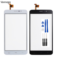 Buy Vannego Touch Panel HOMTOM HT27 HT 27 Touch Screen Digitizer Front Outer Glass Lens Sensor touchscreen + Tools free for $7.99 in AliExpress store