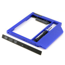 Laptop SATA3 2nd HDD Caddy Universal 9.5mm CD DVD Optical Bay Hard Drive Adapter To 2.5inch SATA SSD HDD Case