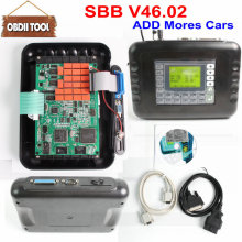 Professional SBB Universal Key Programmer Silca V46.02 Key Tool Auto Immobilizer As CK100 V46.02 Multi-language Add New Cars(China)