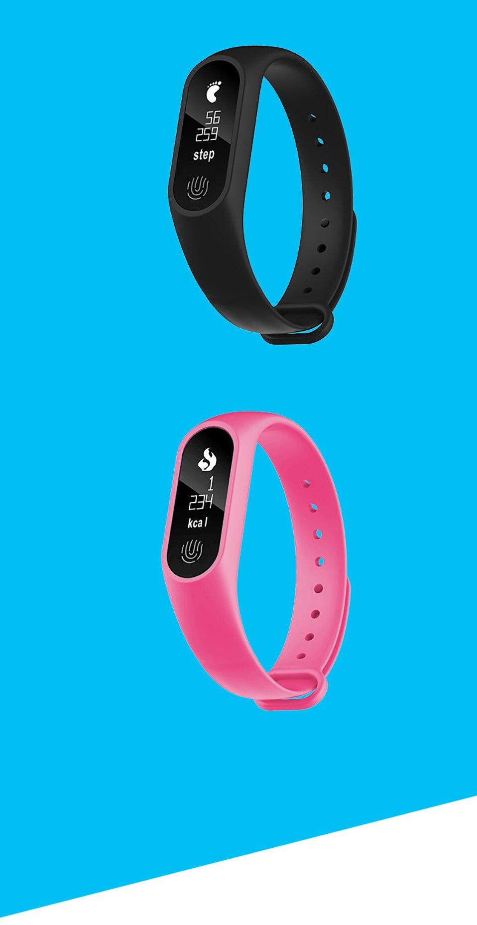 M2 plus smart wristband (15)